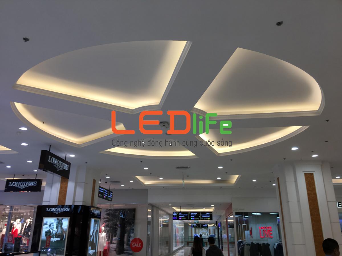 đèn led thanh, led thanh, led thanh nhôm