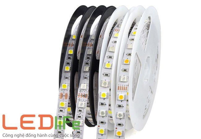 led day 5050, đèn led dây 5050, đèn led dây, den led day