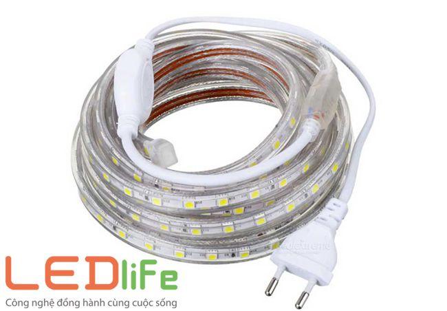 led day 5050 nhieu mau, đèn led dây 5050 nhiều màu, đèn led dây, den led day
