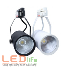 đèn led rọi ray cob 12w, den led roi ray cob 10w