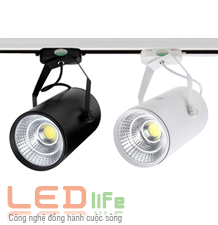 đèn led rọi ray cob 18w, den led roi ray cob 18w